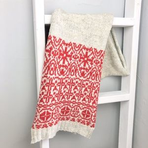 The GAP Wool Knit Scarf